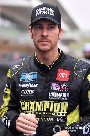 Grant Enfinger, CR7 Motorsports, Chevrolet Silverado Good Sam Club