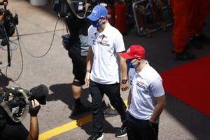 Мик Шумахер и Никита Мазепин, Haas F1