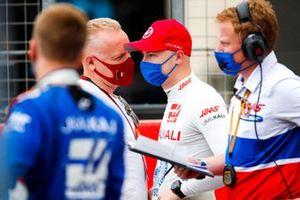 Дмитрий Мазепин и Никита Мазепин, Haas F1