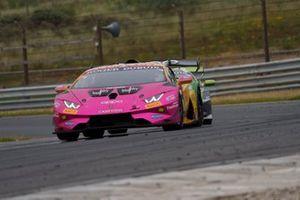 #11 Oregon Team, Lamborghini Super Trofeo Evo: Kevin Gilardoni, Leonardo Pulcini