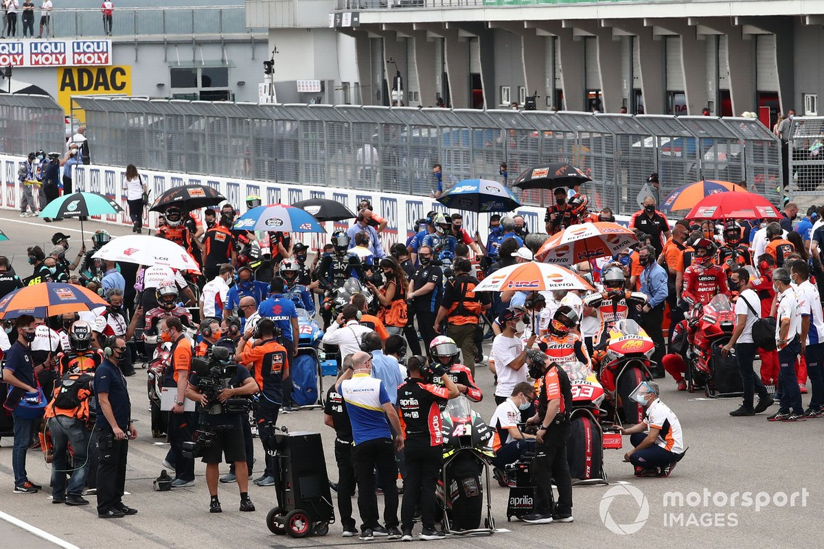 Griglia di partenza di MotoGP