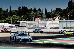 #26 Sainteloc Racing Audi R8 LMS GT3: Aurelien Panis, Frederic Vervisch