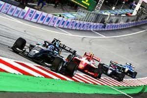 Matteo Nannini, HWA Racelab, Arthur Leclerc, Prema Racing, And Rafael Villagomez, HWA Racelab