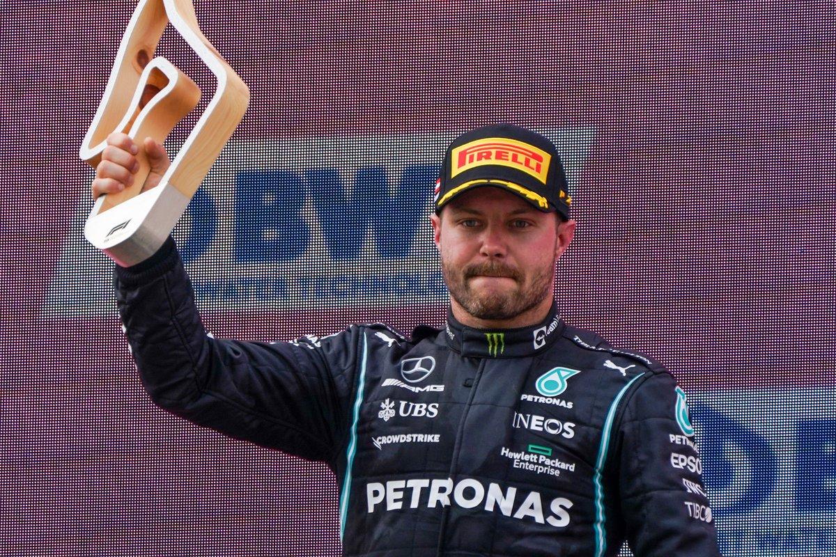 Valtteri Bottas, Mercedes: 7 puan