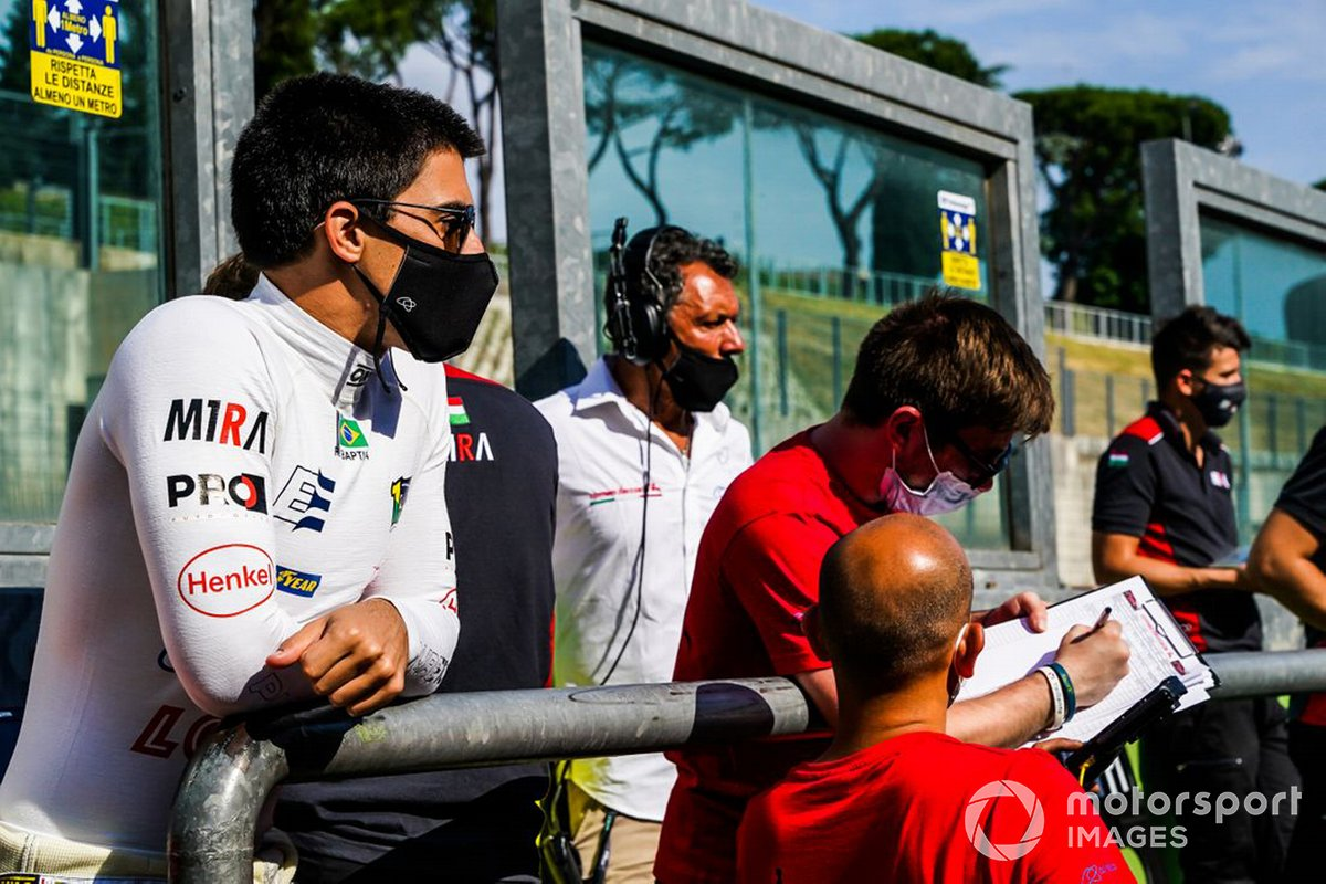 Rodrigo Baptista, Romeo Ferraris M1RA, Alfa Romeo Giulia ETCR