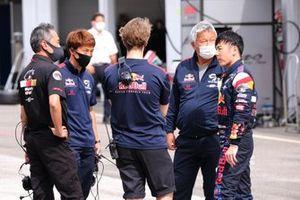 Hiroki Otsu, Red Bull MUGEN Team Goh