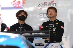 Satoshi Motoyama, Yoshiaki Katayama, #6 Team LeMans Audi R8 LMS