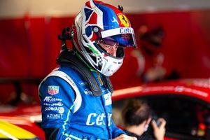 #47 Cetilar Racing Ferrari 488 GTE Evo: Roberto Lacorte