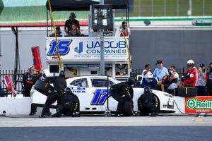Carson Ware, SS Green Light Racing, Chevrolet Camaro Jacob Companies