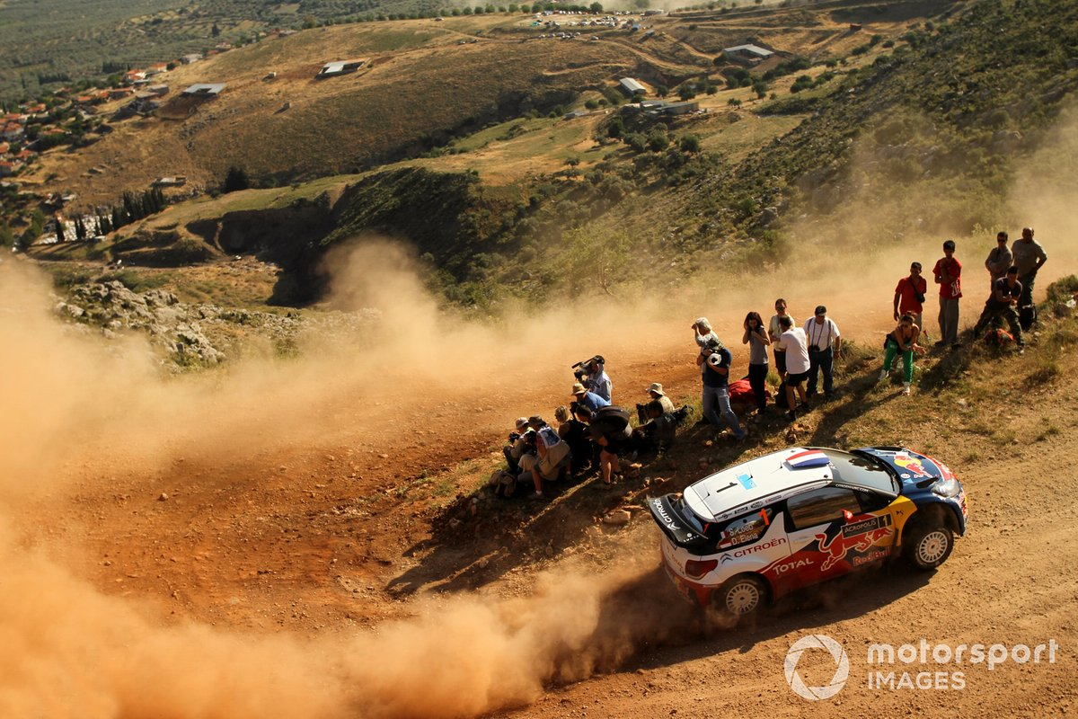 Sebastien Loeb, Daniel Elena, Citroen DS3 WRC