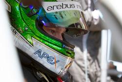 #36 Erebus Motorsport Mercedes SLS AMG GT3: David Reynolds