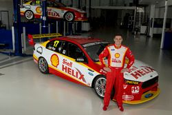 Scott Pye und sein Penske V8 Supercar