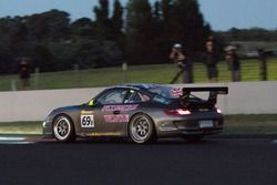 #69 APO Sport Porsche 997 GT3 cup : Alex Osborne, James May, Paul May