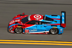 #02 Chip Ganassi Racing Riley DP Ford: Scott Dixon, Tony Kanaan, Jamie McMurray, Kyle Larson