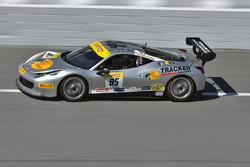 #85 Ferrari de Fort Lauderdale Ferrari 458: Steve Johnson