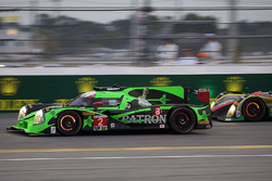 Скотт Шарп, Эд Браун, Йоханнес ван Овербек и Пипо Дерани, #2 Extreme Speed Motorsports Honda HPD Ligier JS P2