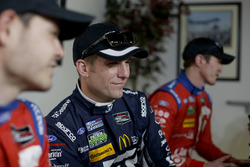 #02 Chip Ganassi Racing Riley DP Ford: Jamie McMurray