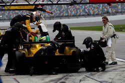 #85 JDC/Miller Motorsports ORECA FLM09 : Chris Miller, Mikhail Goikhberg, Stephen Simpson, Kenton Koch