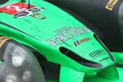 #2 ESM Racing Honda HPD Ligier JS P2: Scott Sharp, Ed Brown, Johannes van Overbeek, Pipo Derani deta