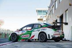 Design de la Honda Civic TC1 de WTCC