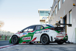 Design de la Honda Civic TC1 de WTCC