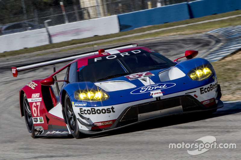 #67 Ford Performance Chip Ganassi Racing (GTLM)