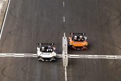 David Coulthard, Vuhl 05 RoC Edition; Tom Kristensen, Vuhl 05 RoC Edition