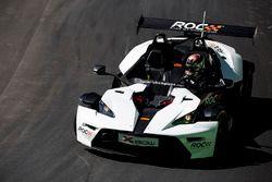 Pascal Wehrlein, KTM X-Bow Comp R