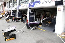 Hitech GP garages