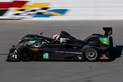 #20 BAR1 Motorsports ORECA FLM09: Johnny Mowlem, Adam Merzon
