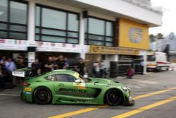 Renger van der Zande, Mercedes-AMG Driving Academy Mercedes-AMG GT3