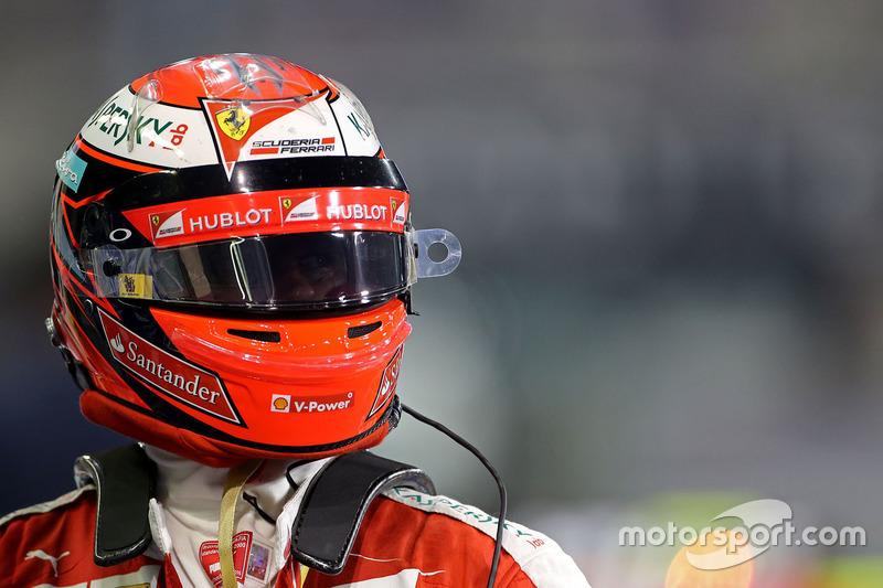 6e - Kimi Räikkönen (Ferrari)