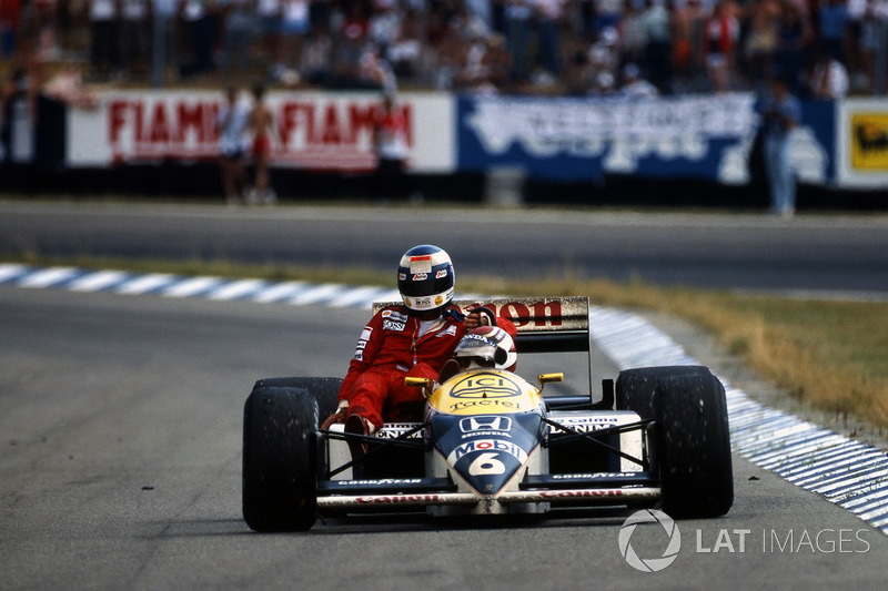 1986 Nelson Piquet, Williams