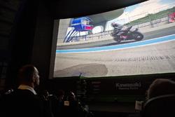 Präsentation: Kawasaki Racing Team
