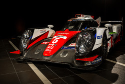 Toyota LMP1 on display