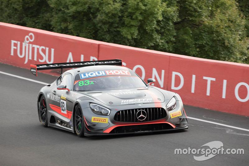 22. #83 HTP Motorsport, Mercedes AMG GT3
