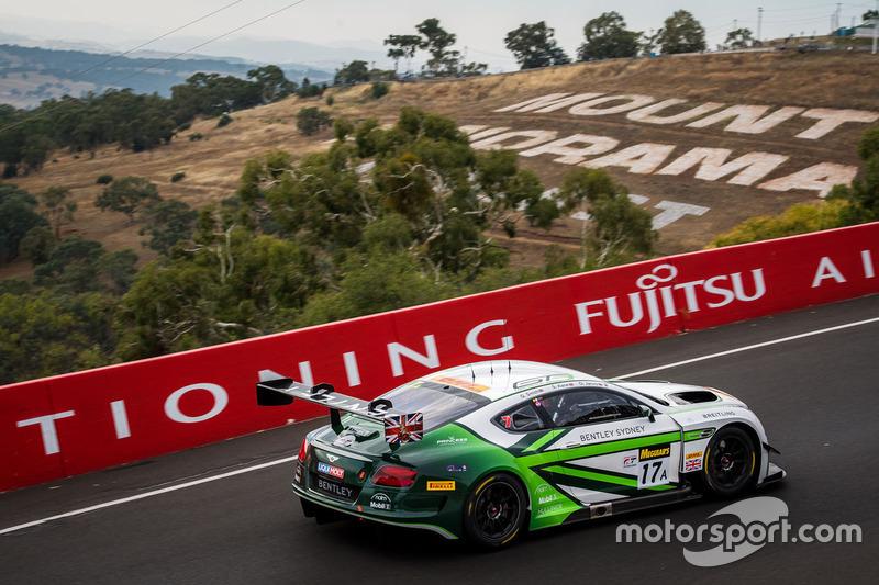 3. #17 Bentley Team M-Sport, Bentley Continential GT3