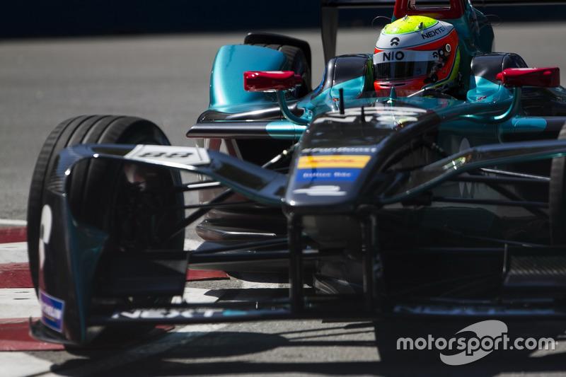 9. Oliver Turvey, NEXTEV TCR Formula E Team, Spark-NEXTEV