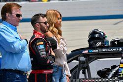 Richard Childress, Austin Dillon, Richard Childress Racing Chevrolet