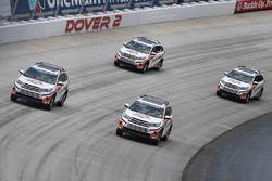 Toyota parade vehicles