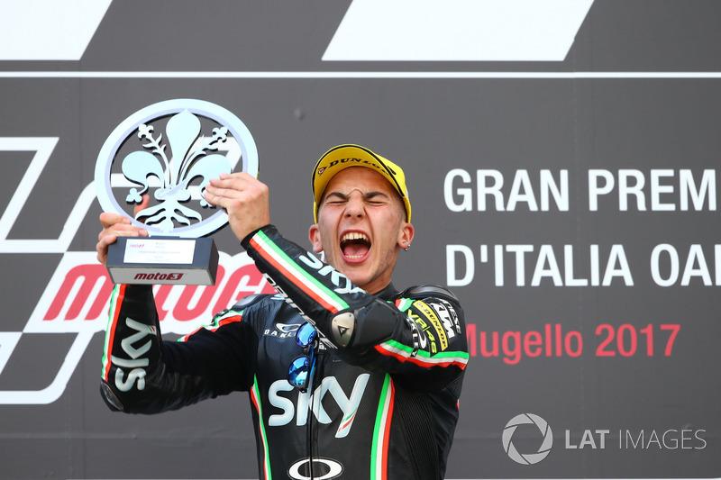 Andrea Migno: 1 Sieg