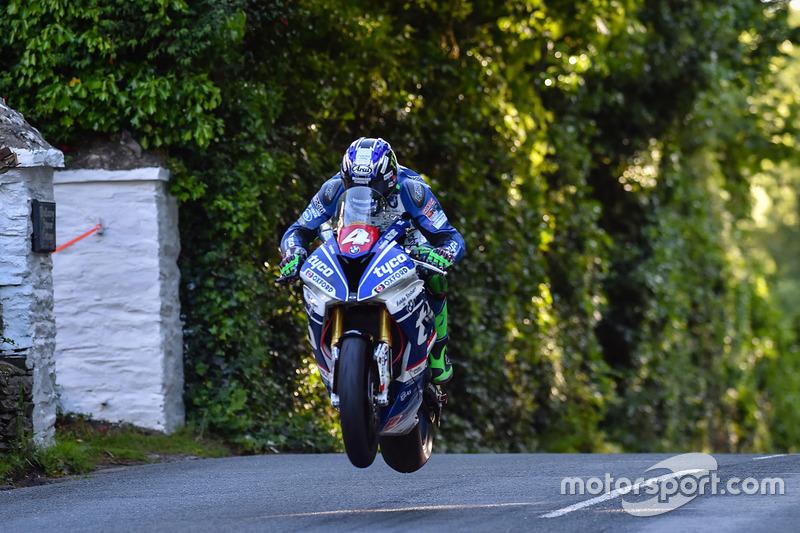 Superstock TT: 1. Platz - Ian Hutchinson, Tyco BMW
