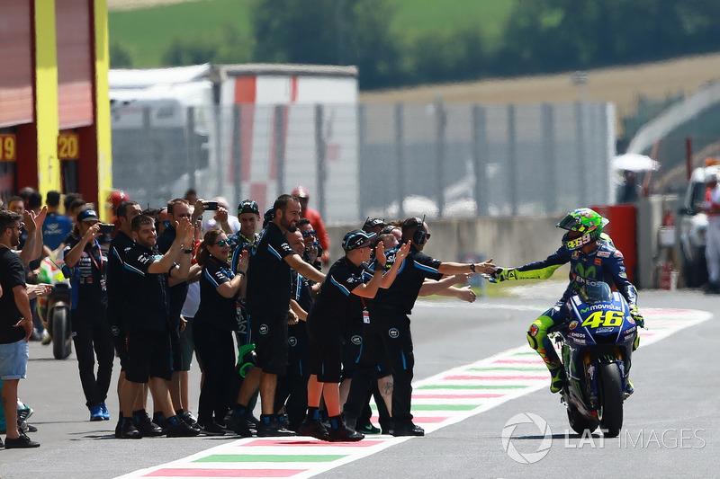 June 3: Italian GP