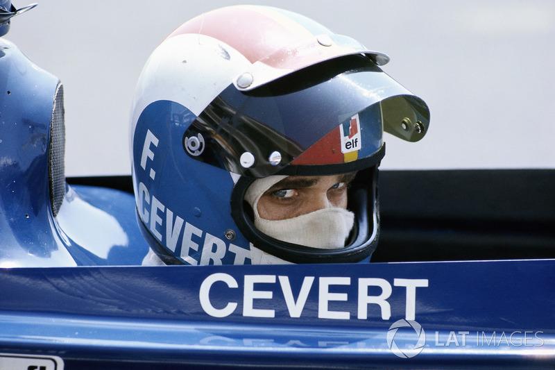 François Cevert (1970-1973)