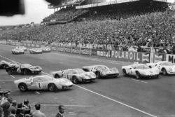 Start zu den 24h Le Mans 1966