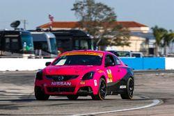 #44 CRG-I Do Borrow Nissan Altima Coupe: Sarah Cattaneo, Owen Trinkler
