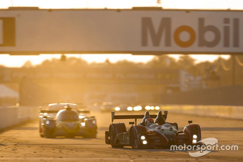#38 Starworks Motorsports ORECA FLM09: James Dayson