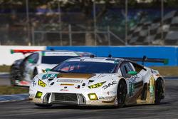 #18 DAC Motorsports Lamborghini Huracan GT3: Emmanuel Anassis, Anthony Massari, Brandon Gdovic