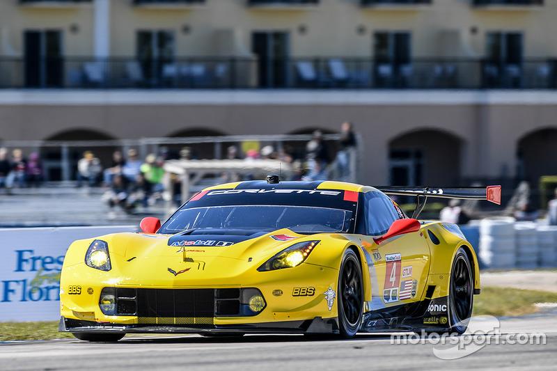 3. GTLM: #4 Corvette Racing, Chevrolet Corvette C7.R