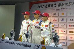 Konferensi Pers setelah Race 2